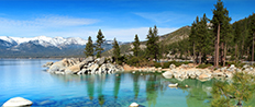 Spas and Resorts in Lake Tahoe