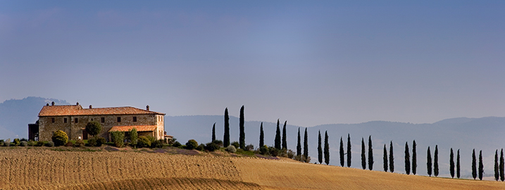 A Tale of Tuscany: Chianti - Historic Interest