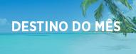 Aproveite o destino do mês! Punta Cana, luxo sobre o verde com 40% de desconto