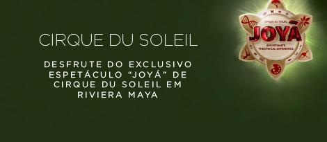 """""""Cirque du Soleil Riviera Maya Novembro, 2016"""""""