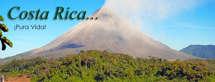 Costa Rica pura vida!